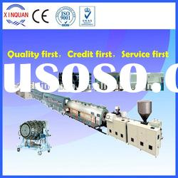 gas and water supply plastic pipe manufacturers machine