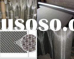 high quality stainless steel wire mesh factory