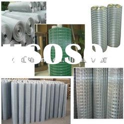 high quality welded wire mesh rolls(manufacture)