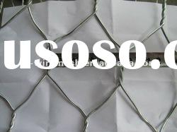 hot-dipped galvanized hexagonal wire mesh/gabion box