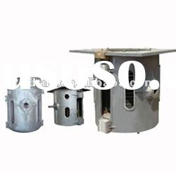 iron , steel , copper , aluminium, zinc melting machine for metal