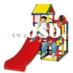 kids play house outdoor playground equipment M-024