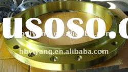 large diameter carbon steel pipe flanges