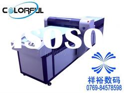 large format digital flatbed metal printer