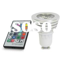 led light garden high power led spot light