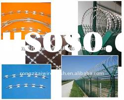 low price razor wire barbed tape