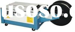 low table semi-automatic strapping machine