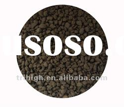 manganese sand filter material of 35%min MnO2 for water treatment
