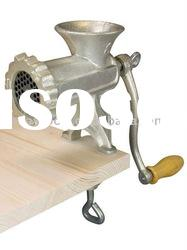 manual cast iron meat mincer/meat grinder 8#