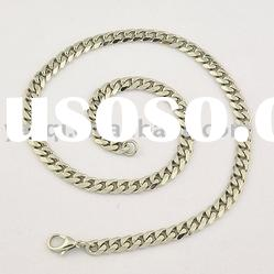 men's fashion stainless steel necklace