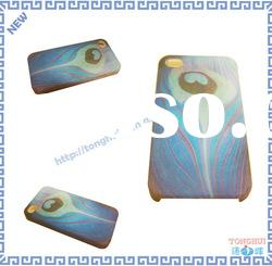 more stylish atmosphere design hard crytal cellphone cases for iphone 3g/3gs