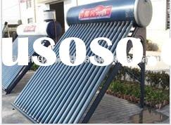 non-pressurized solar water heater system for home useing