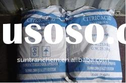 organic citric acid monohydrate and anhydrous