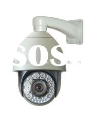 outdoor high speed dome camera / IR auto tracking PTZ HH5907-IR-AT