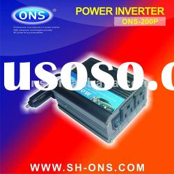 phone charger in car dc to ac power inverter 200W