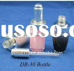 pressed dropper essential oil glass bottle