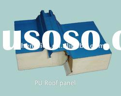 pu roof panels/insulated roof panels