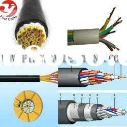 pvc sheath and pvc insulated control cable