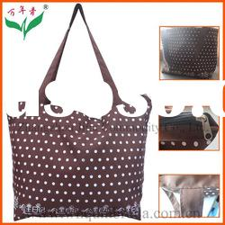 shopping bag with zipper (PDC-03)