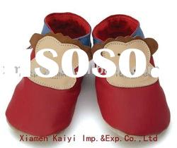 soft sole leather baby shoe cheeky_monkey