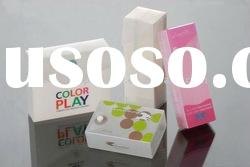 square plastic folding containers