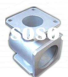 stainless steel fittings with foundation