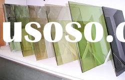 supply various color of reflective glass