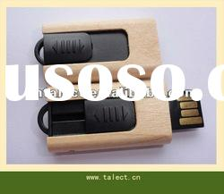 the pop bamboo USB flash Drive promotional gifts