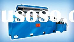 twin scre kneader of paper making machine