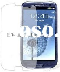 ultra clear screen protector for samsung galaxy s3