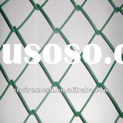 vinyl coated chain link fence factory