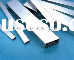 welded handrail stainless steel square pipe in grade 201 304 316 430