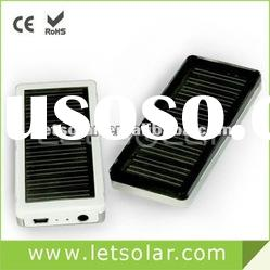 1000mAh MP3/MP4/Mobile phone devices solar charger