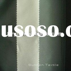 100% Polyester pongee fabric/tent fabric