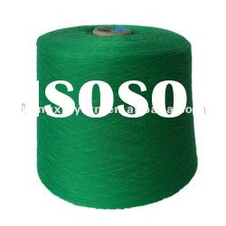 100 polyester spun yarn for knitting and weaving