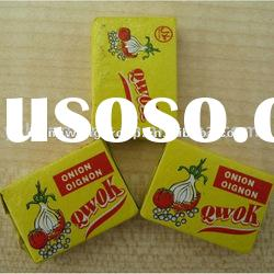 10G TABLETS QWOK ONION HALAL SOUP CUBE