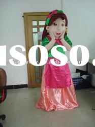 159USD princess cartoon character costume