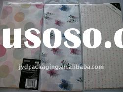 17 gsm Printed Gift Wrapping Paper /Tissue Paper