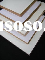 18mm White Colour Melamine MDF Board