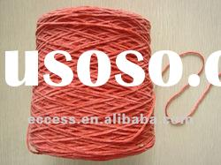 1/3.5 nm dyed polyester chenille yarn for knitting