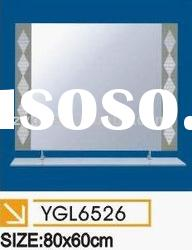 1,Mirror, Bathroom mirror,Cosmetic Mirror,vanity mirror,glass,wall mirror