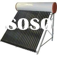 2011 newly-design copper tube pressurized solar water heater