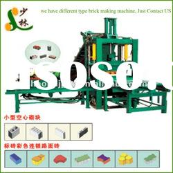 2012 China Factory automatic clay brick making machine offer various bricks for you