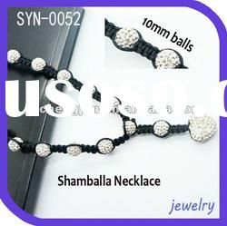 2012 Fashion Shamballa Necklace Wholesale In Guangzhou China
