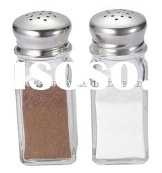 2012 Hot Selling Morden Glass bottle shaker/sauce bottle/glassware