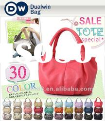 2012 Most fashion ladies handbag PU handbag