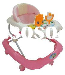 2012 New design inflatable baby push walker with toy