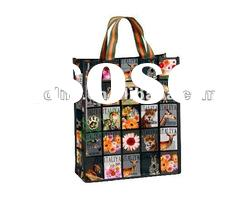 2012 Newest high quality printed non-woven laminated shopping bags