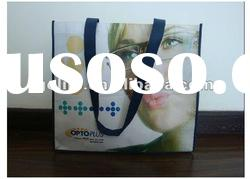 2012 Newest high quality promotional printed laminated non-woven bags