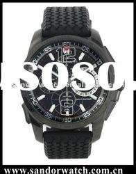 2012 Silicone Wristband Watch Sport Watch SD90109MA